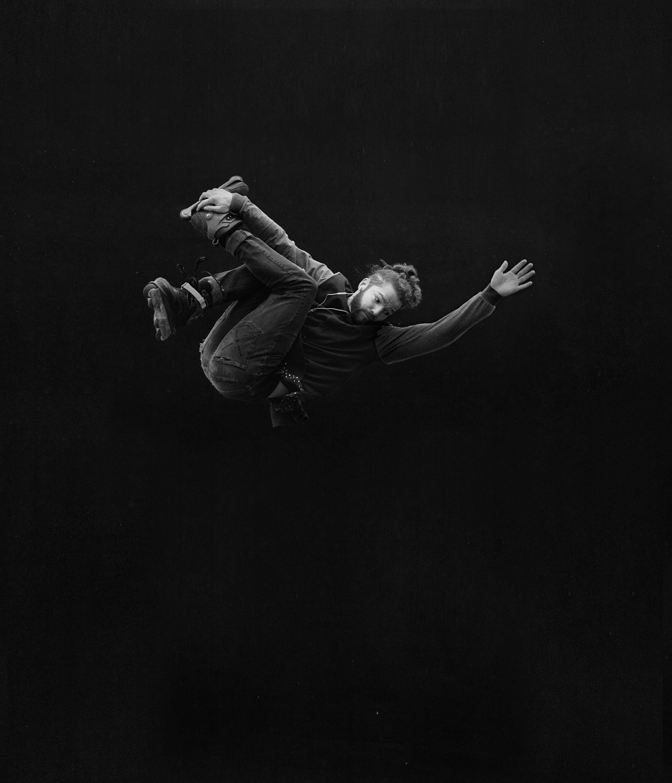 Felix Strosetzki — Photography Rollerblading